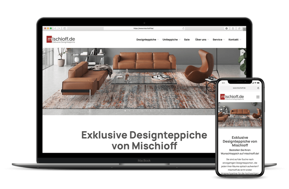 Webdesign mischioff.de